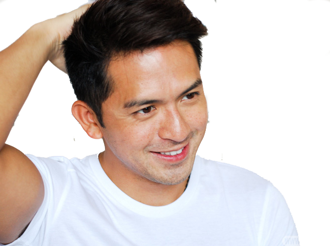 Actor Dennis Trillo - age: 39