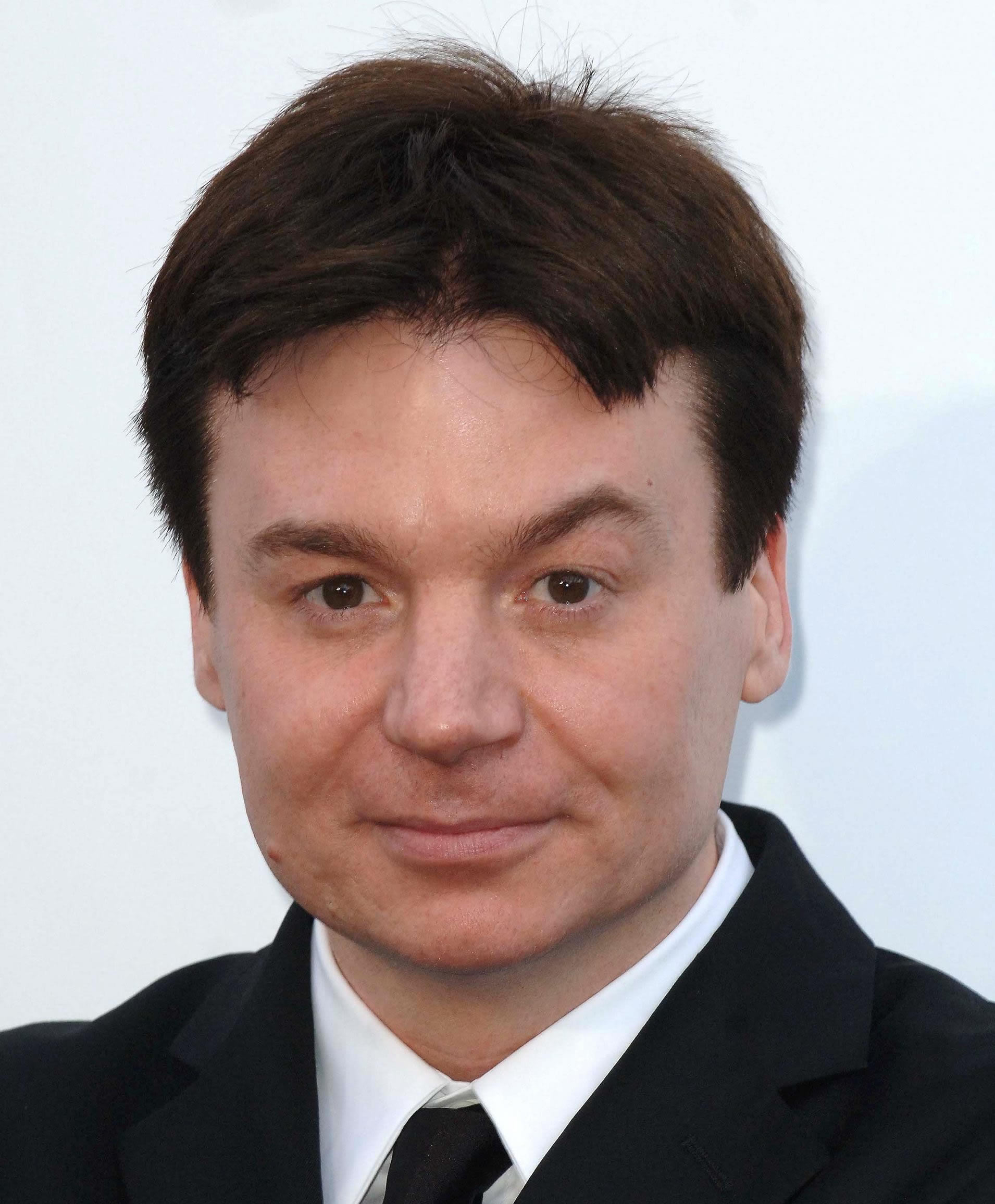 Actor Mike Myers - age: 57