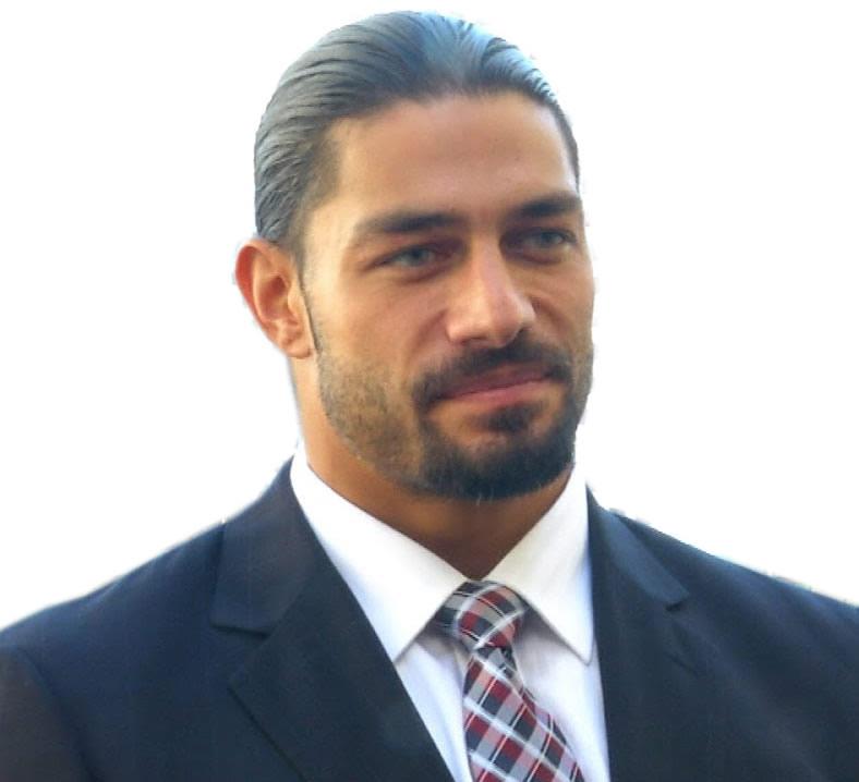 Wrestler Roman Reigns - age: 36