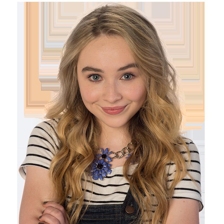 Singer Sabrina Carpenter  - age: 22