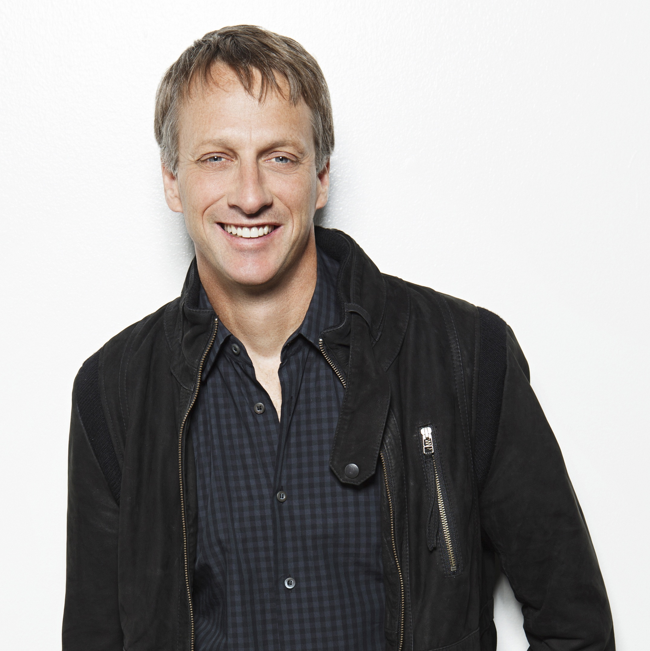 Skateboarder Tony Hawk - age: 52