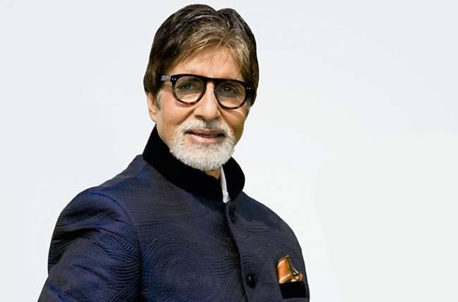 Movie Actor Amitabh Bachchan - age: 75