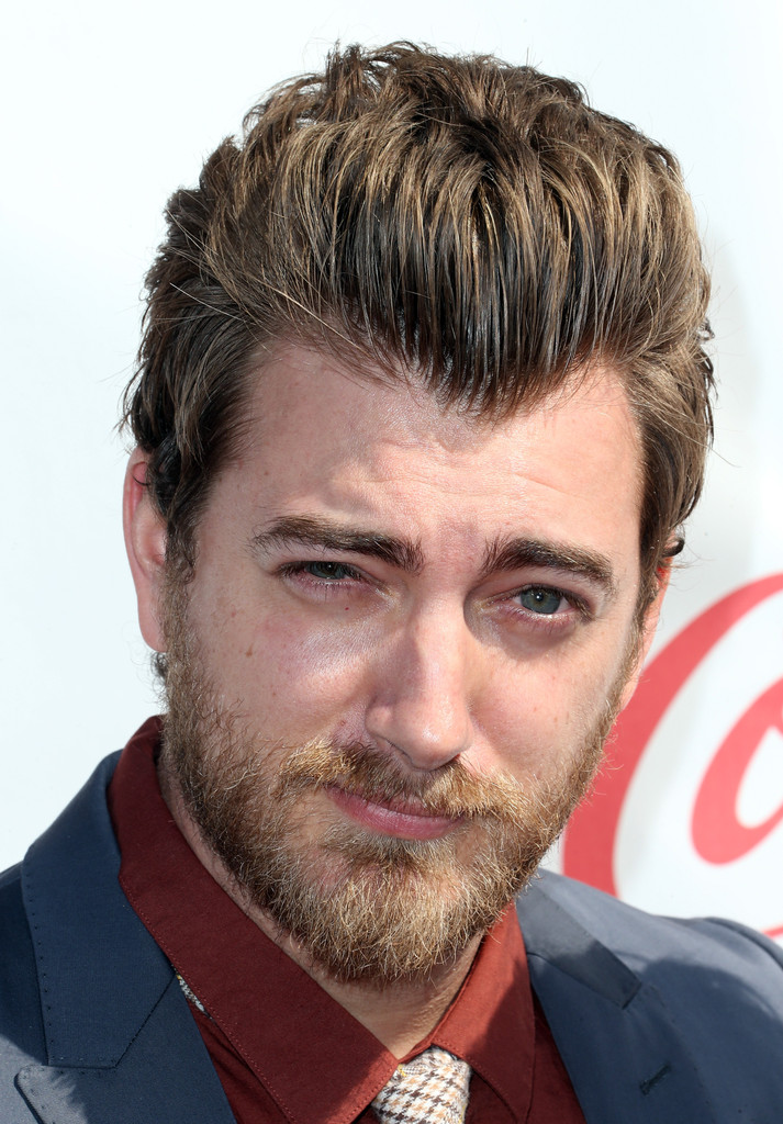 web video star Rhett McLaughlin - age: 43