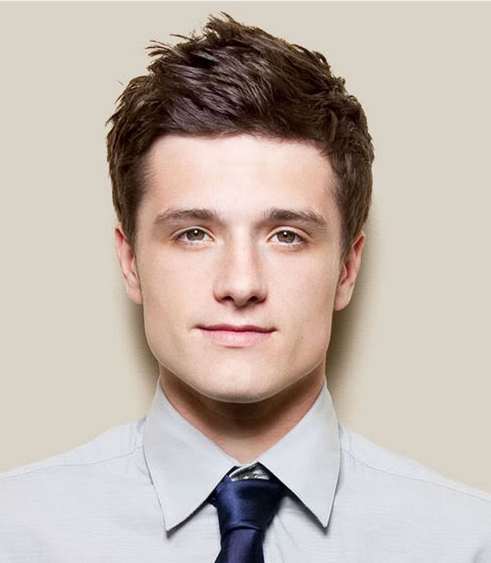 Movie Actor Josh Hutcherson - age: 25