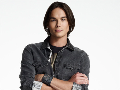 TV Actor Tyler Blackburn - age: 31