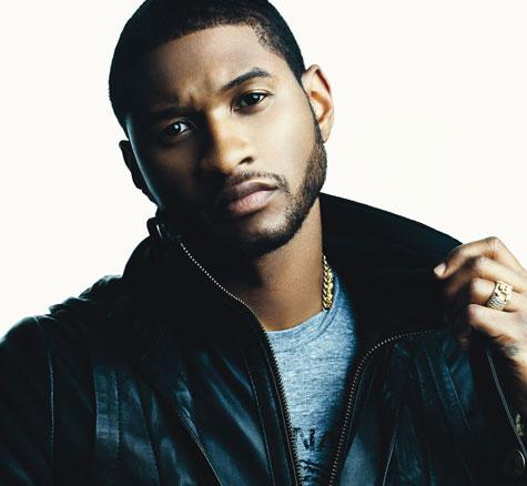 Singer Usher - age: 39