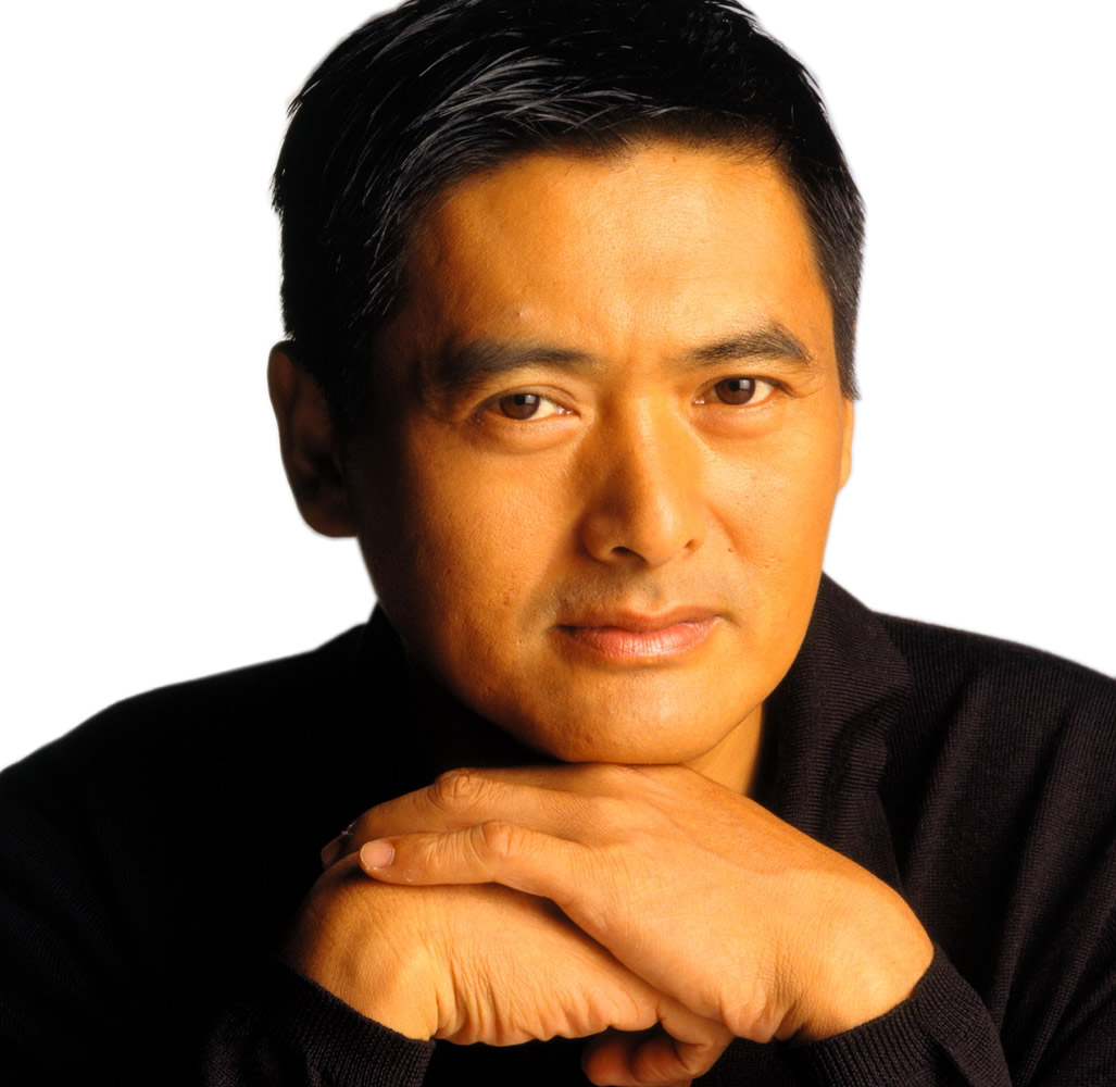 Actor Chow Yun-fat - age: 165