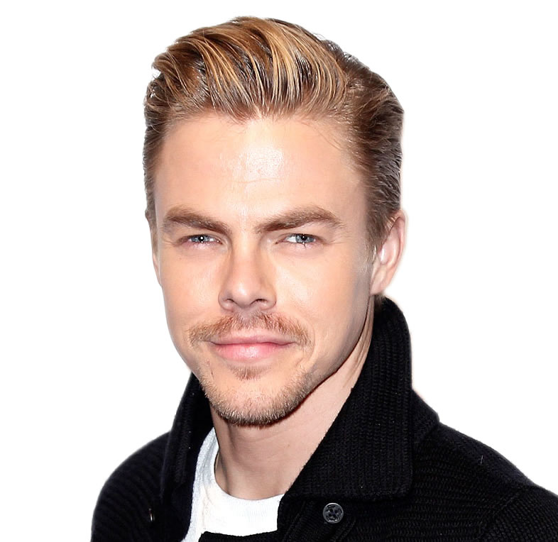 Dancer Derek Hough - age: 35
