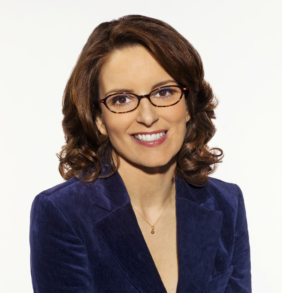 Actress Tina Fey  - age: 50