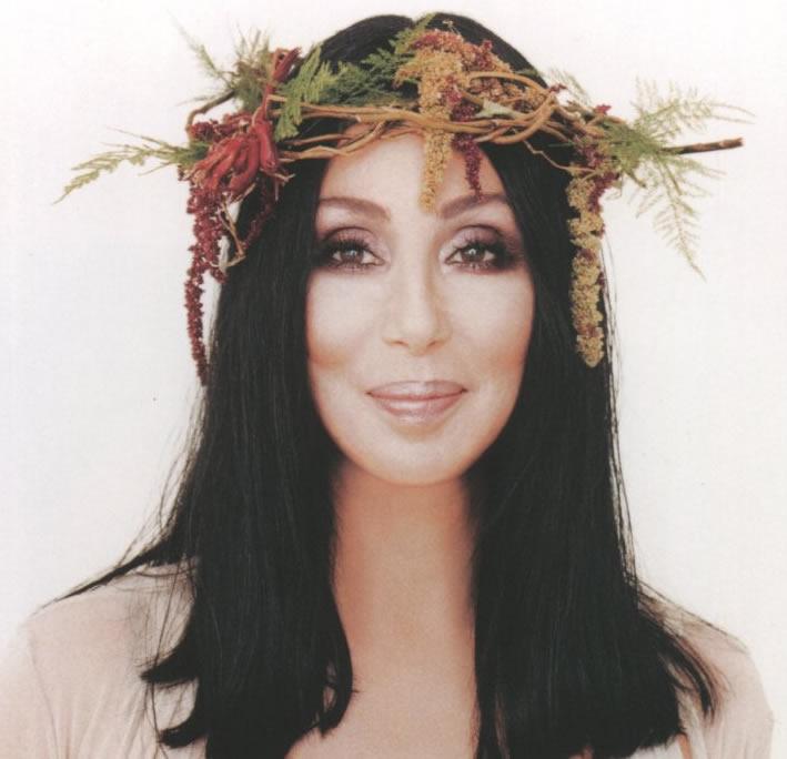 Singer Cher - age: 74