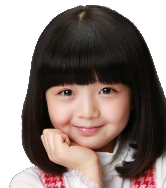 Actress Jun Min Seo - age: 17