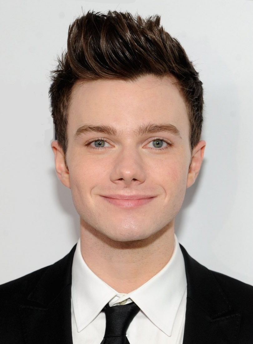 Actor, Singer, Author, Producer Chris Colfer - age: 27