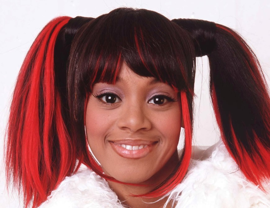 Singer-songwriter   Lisa Lopes	  - age: 30
