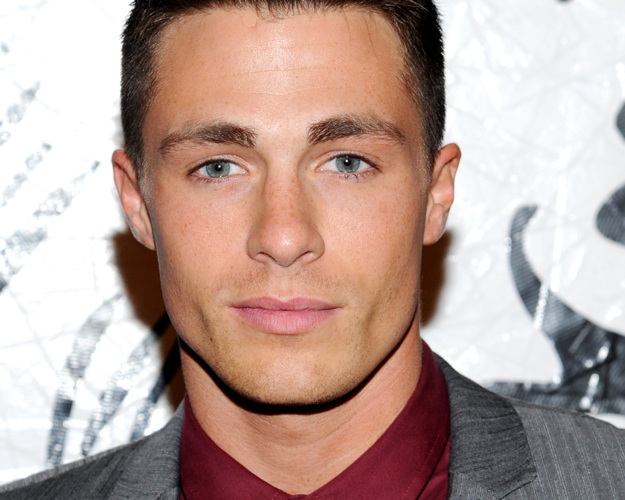 Actor Colton Haynes - age: 32