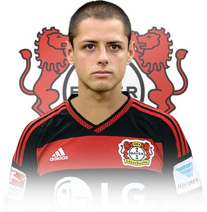 Soccer Player Javier Hernandez - age: 29