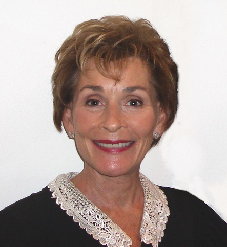 Lawyer, judge and TV show host Judge Judy Sheindlin - age: 74