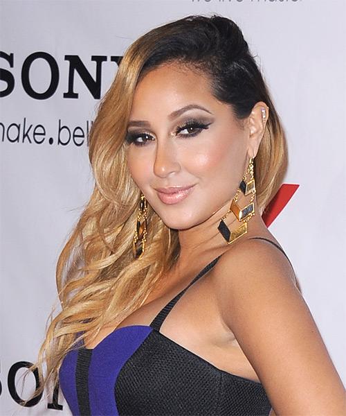 Pop Singer Adrienne Bailon - age: 33