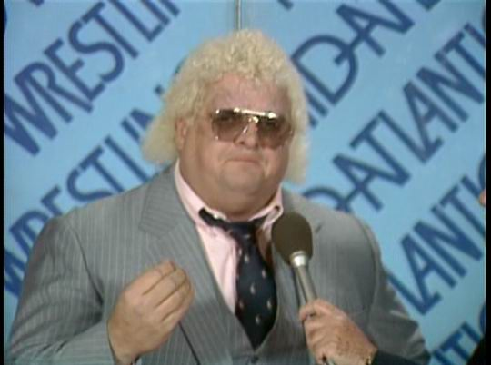 Wrestler Dusty Rhodes - age: 69