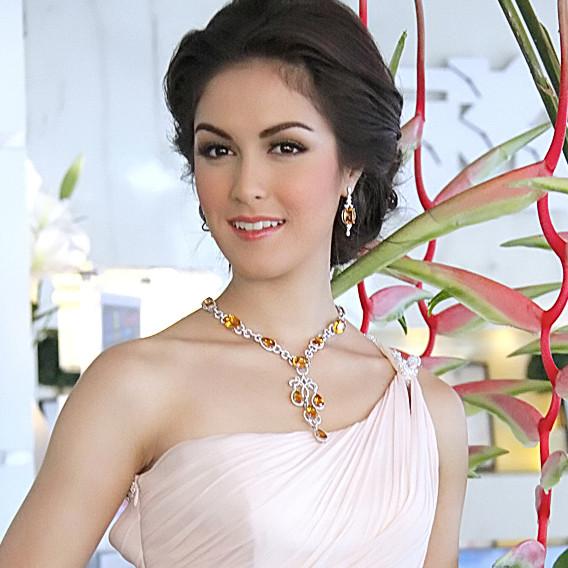 Miss Universe Thailand Farida Waller - age: 23