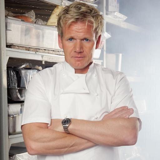 Chef Gordon Ramsay - age: 47