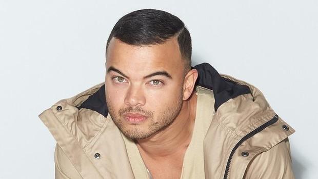 Singer-songwriter Guy Sebastian - age: 39