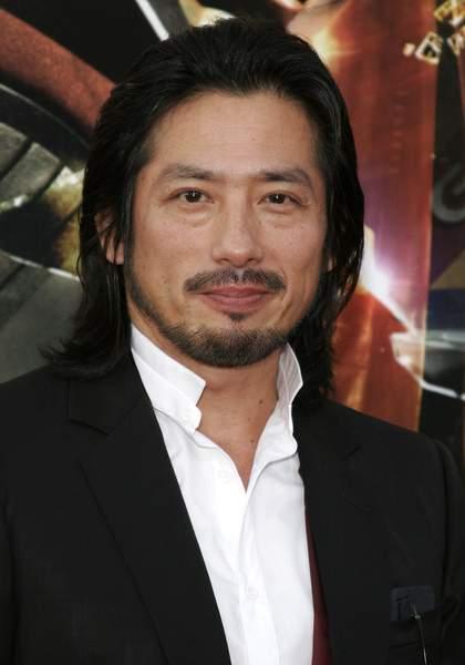 Actor Hiroyuki Sanada - age: 57
