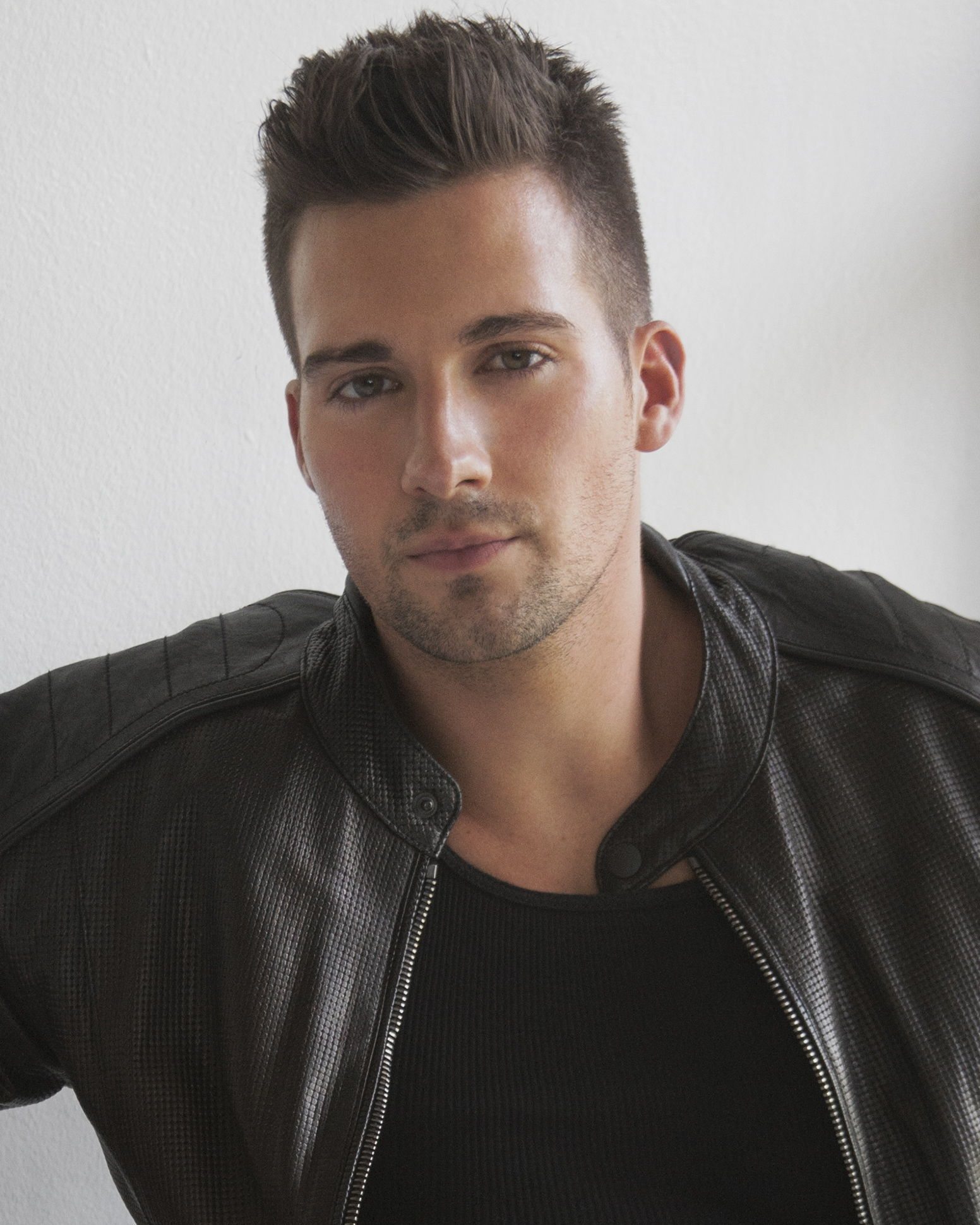 Actor James Maslow - age: 27