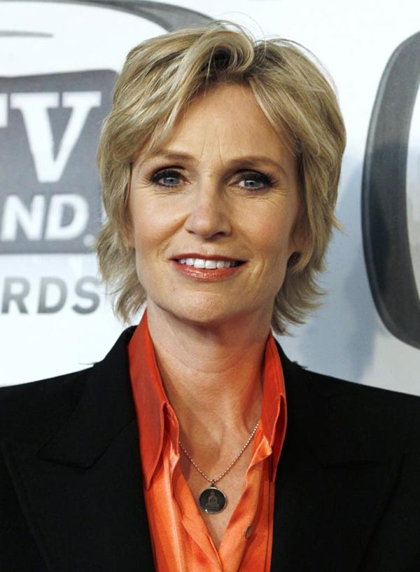 TV Actress Jane Lynch - age: 60