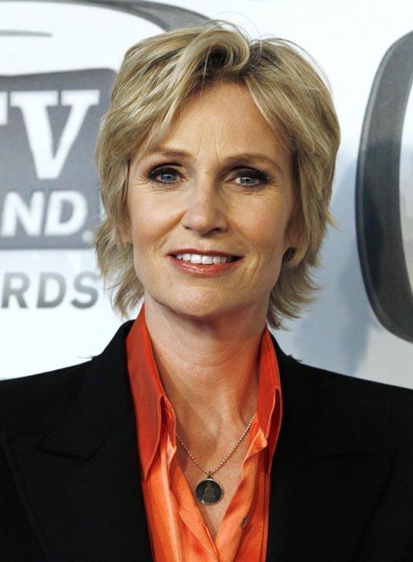 TV Actress Jane Lynch - age: 57