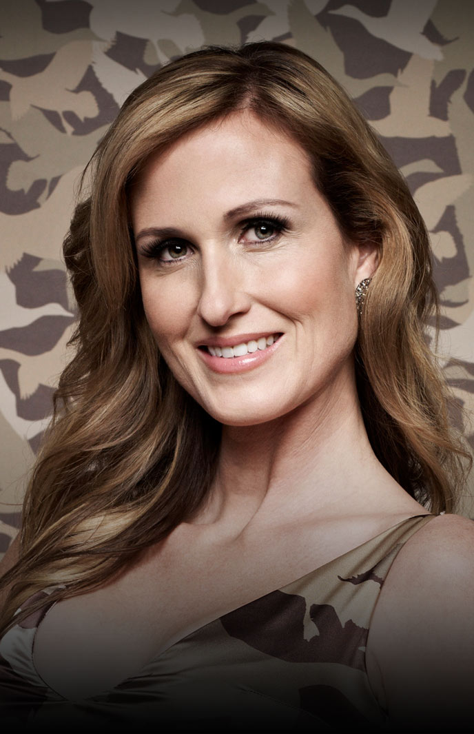 Reality Star Korie Robertson - age: 43