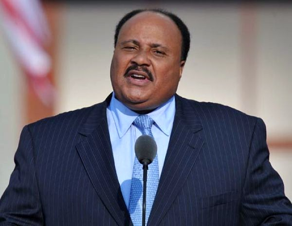 Civil Rights Leader Martin Luther King III - age: 59
