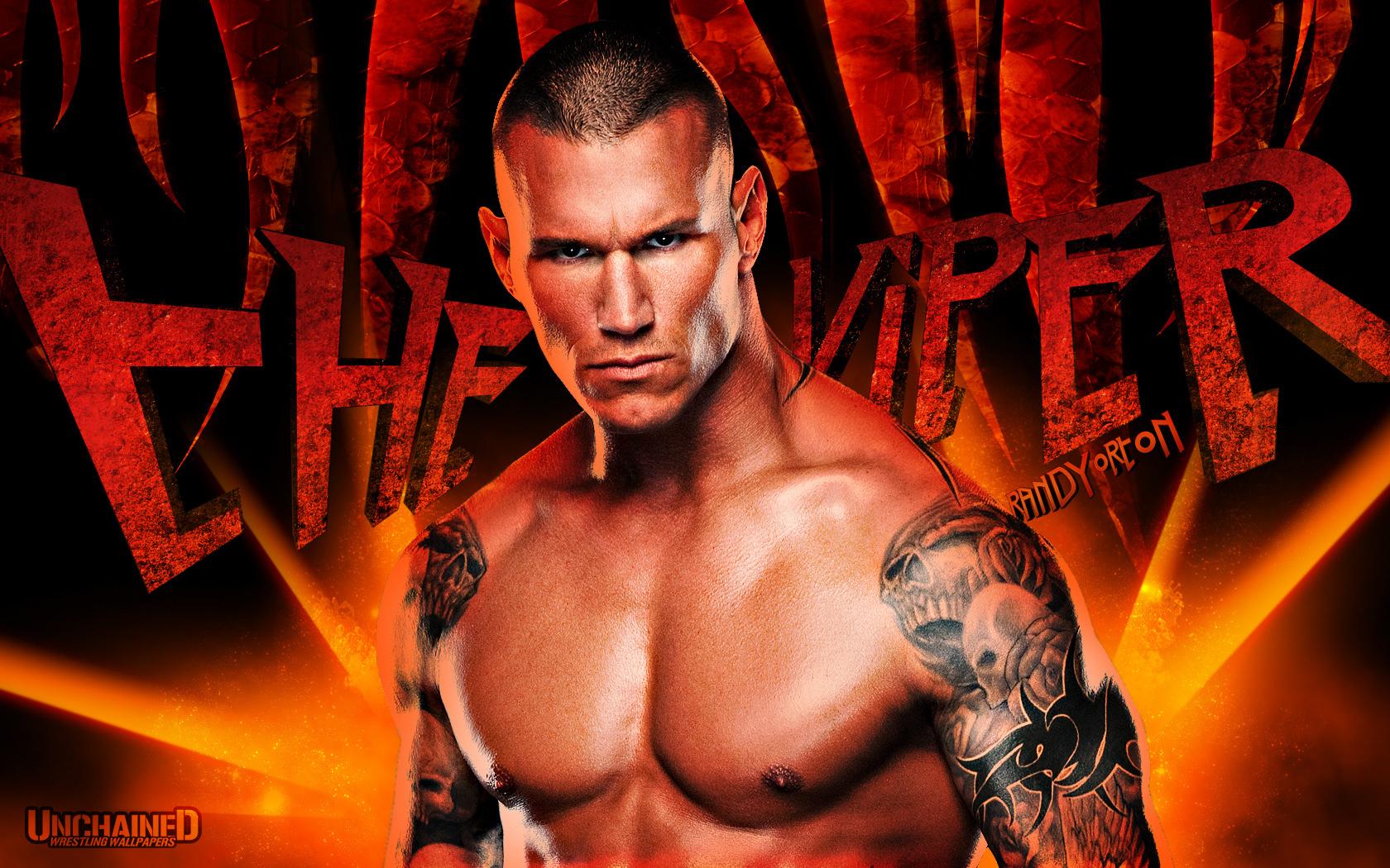 Wrestler Randy Orton - age: 41