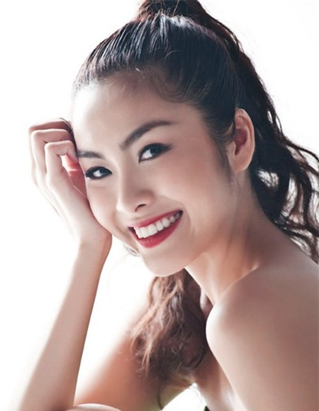 Actress Tang Thanh Ha - age: 34