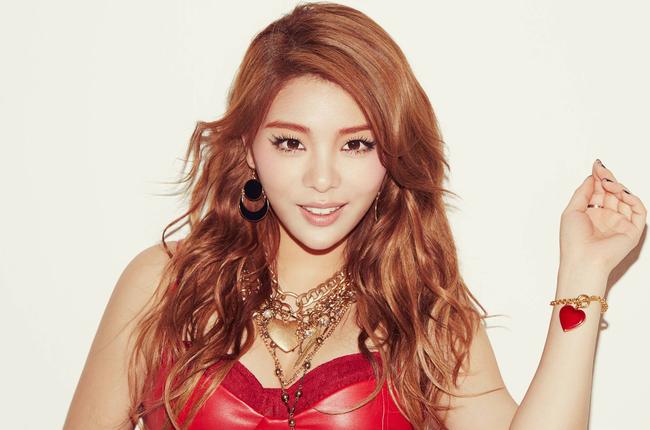 Singer Ailee - age: 28