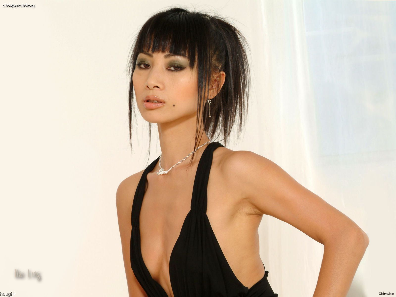 Chinese-American actress Bai Ling - age: 50