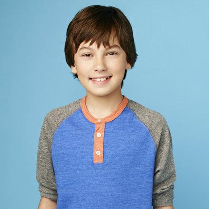 TV Actor Hayden Byerly - age: 16