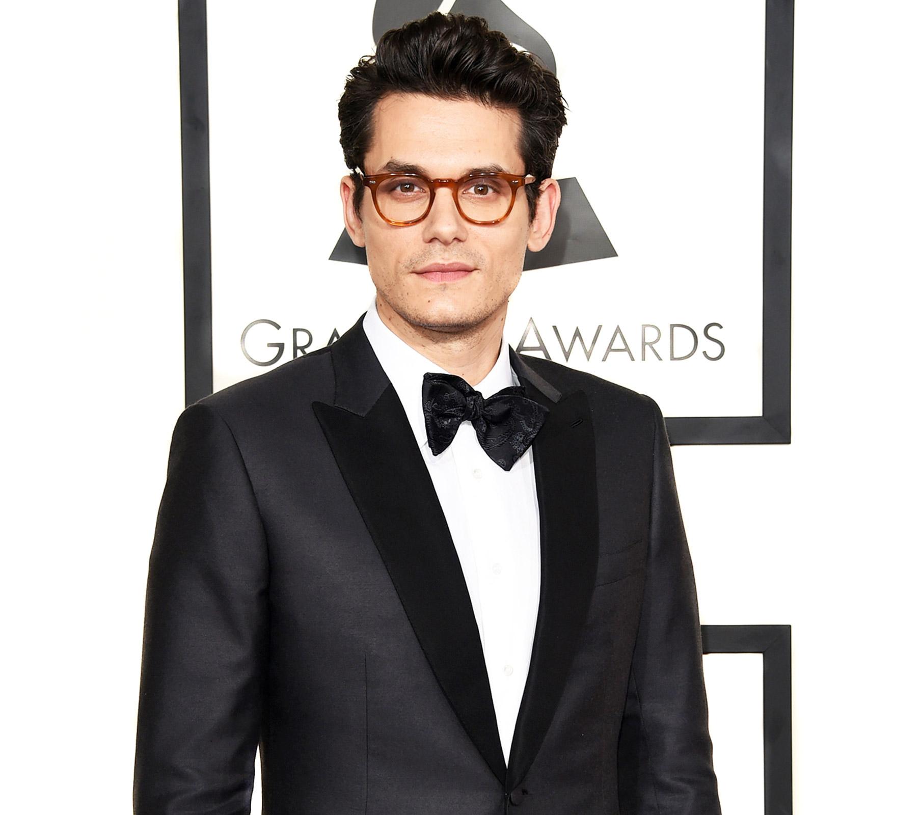 Rock Singer John Mayer - age: 43