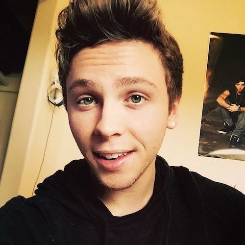 Pop Singer Keaton Stromberg - age: 21