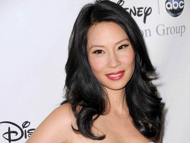 Movie actress Lucy Liu - age: 48