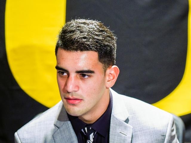 Football player Marcus Mariota - age: 27