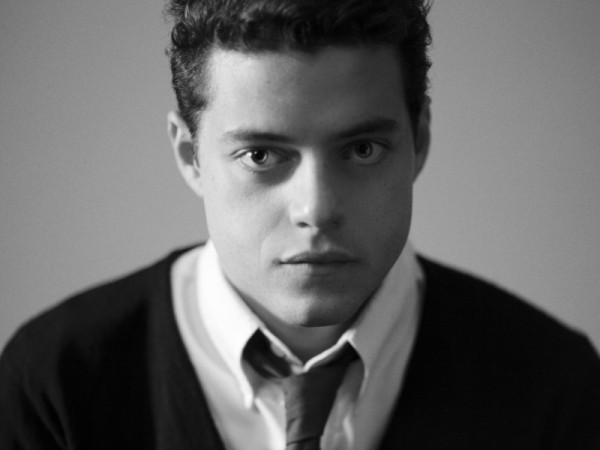 Actor Rami Malek - age: 36