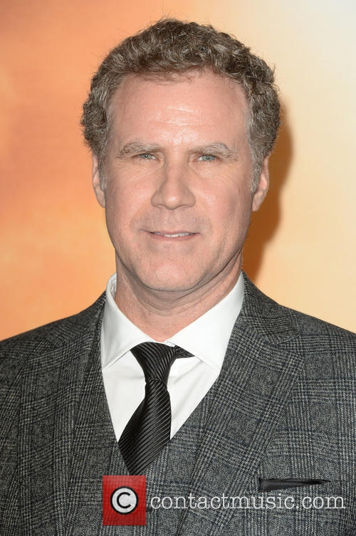 Actor Will Ferrell  - age: 53