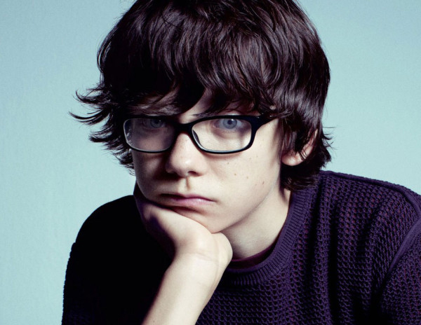 Movie Actor Asa Butterfield - age: 20