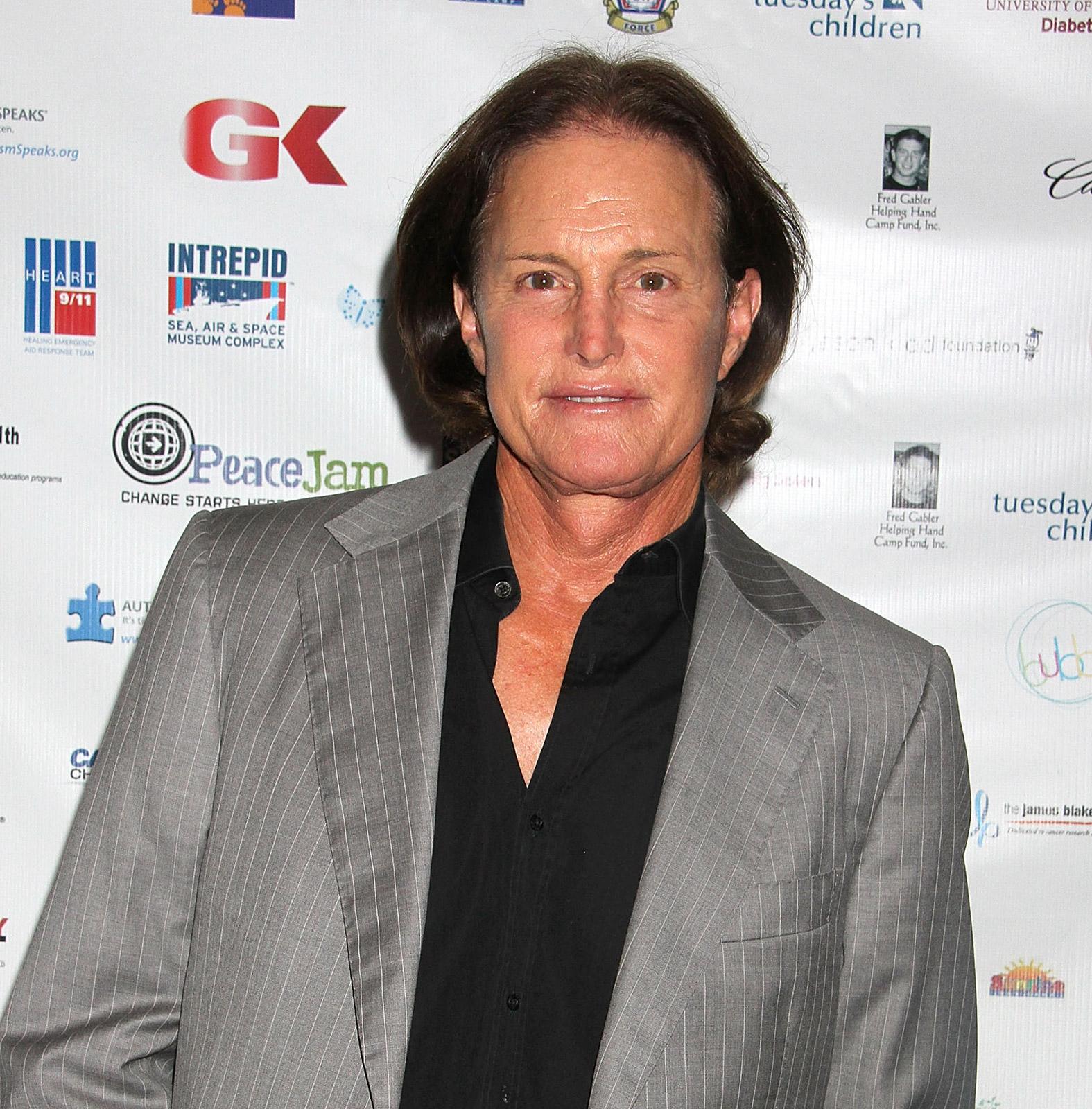 Athlete Bruce Jenner - age: 67