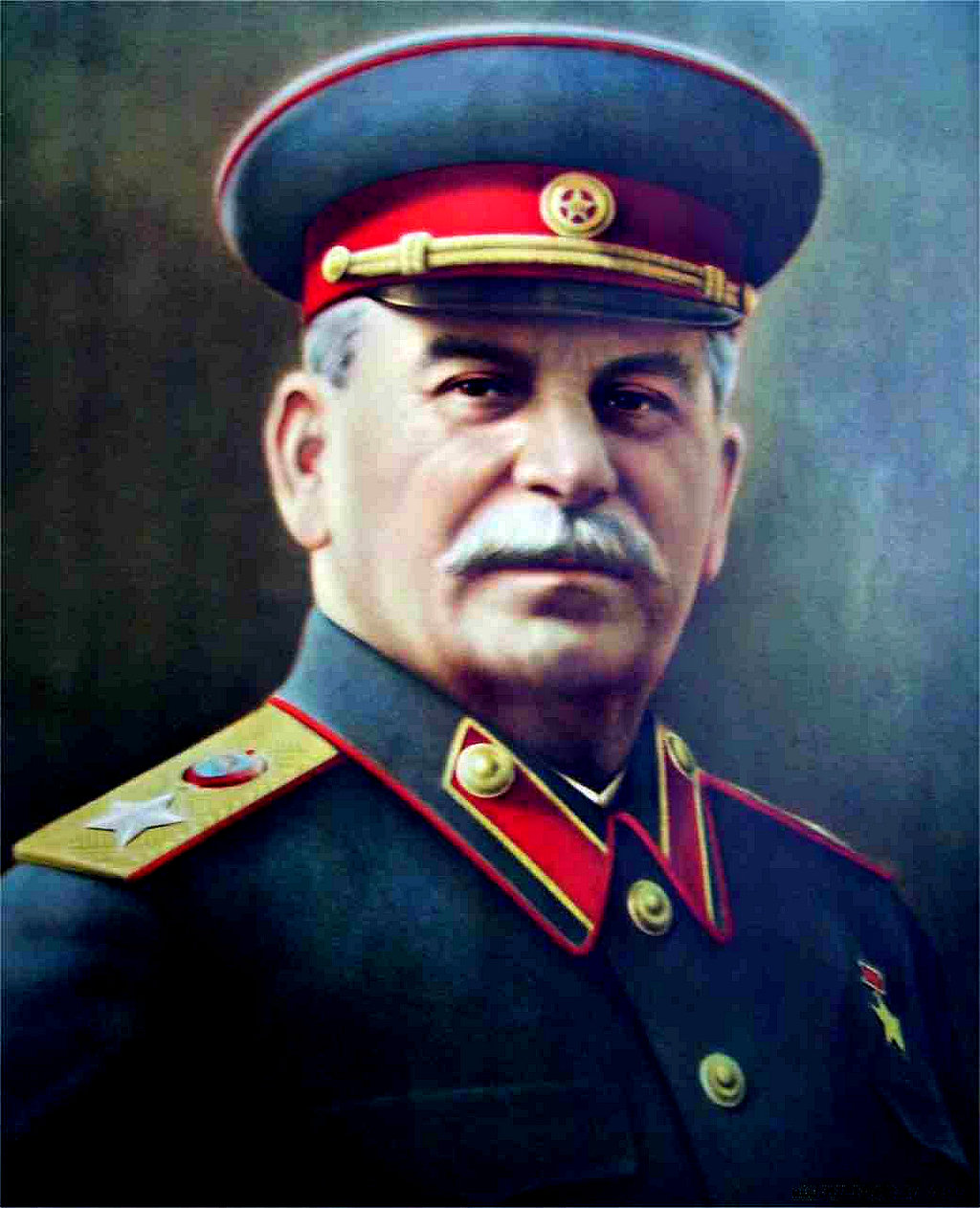 Politician Joseph Stalin - age: 99