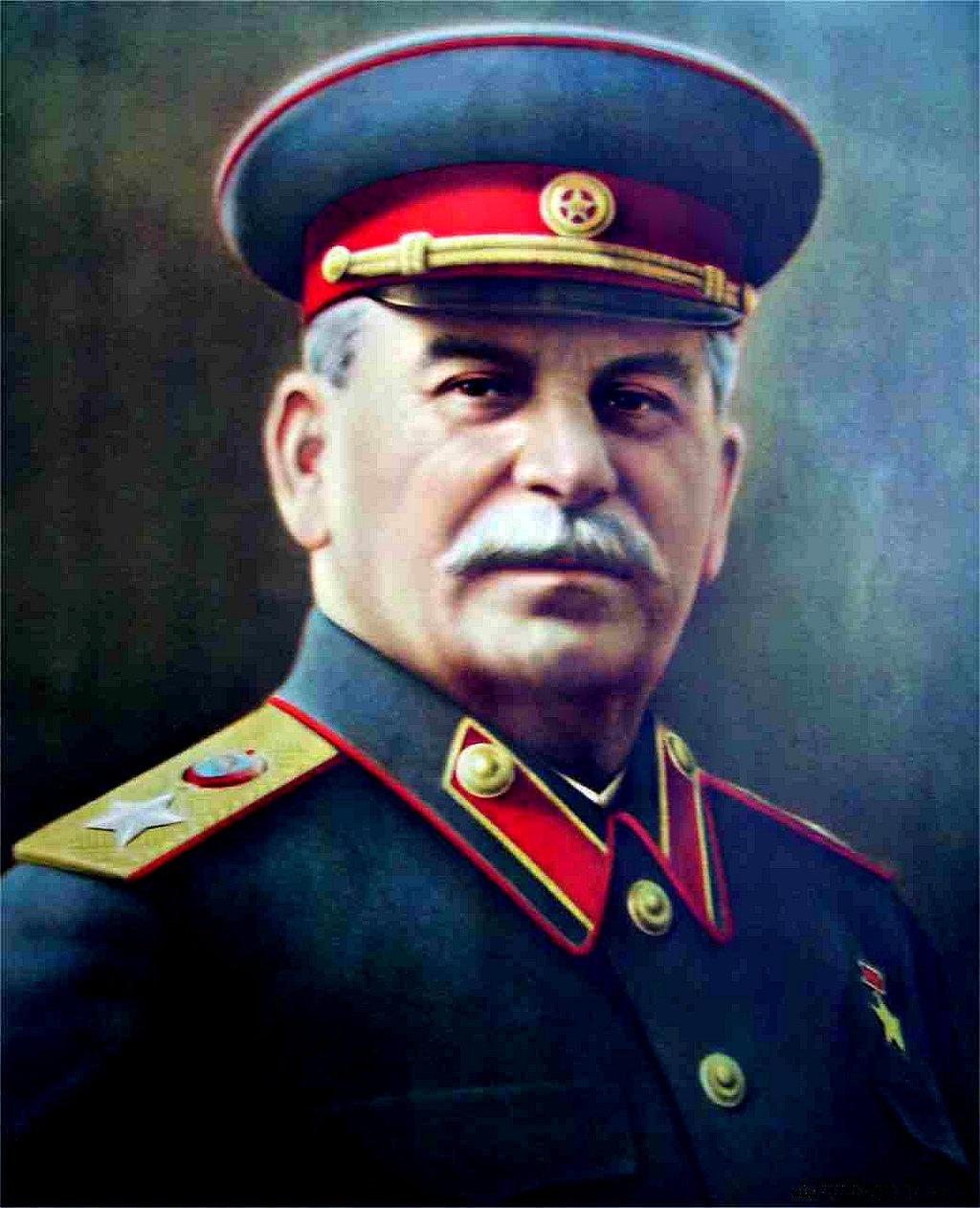 Politician Joseph Stalin - age: 95