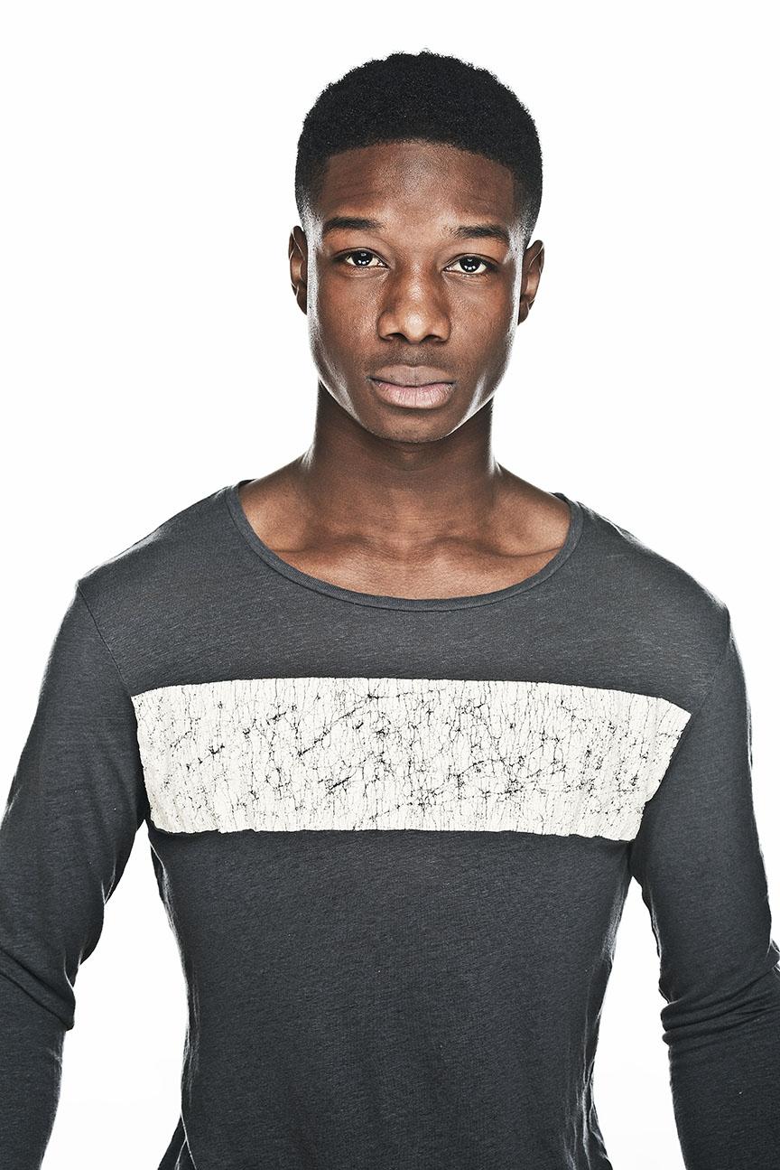 Dancer   Lamar Johnson  - age: 23