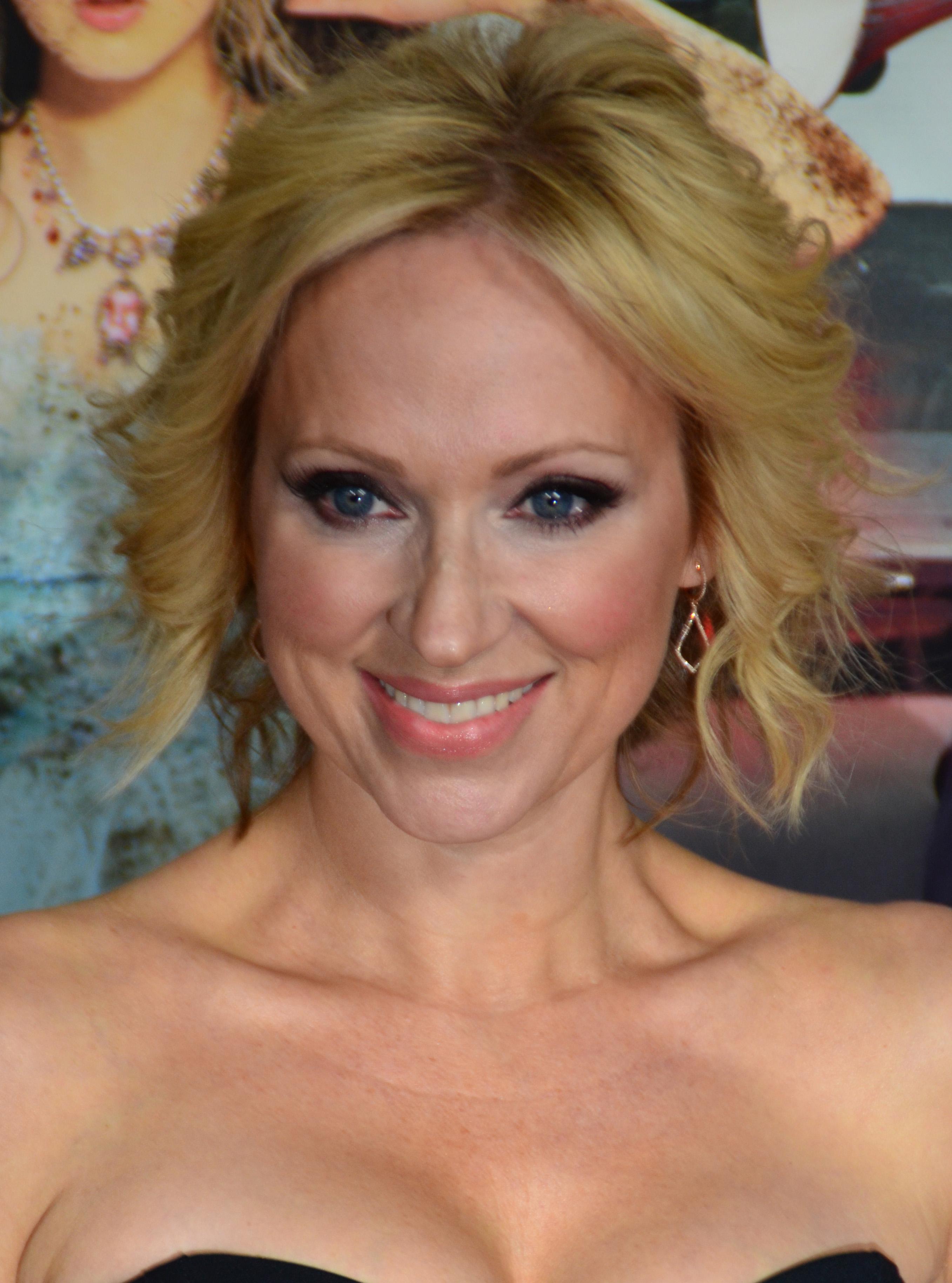 Actress Leigh-Allyn Baker - age: 49