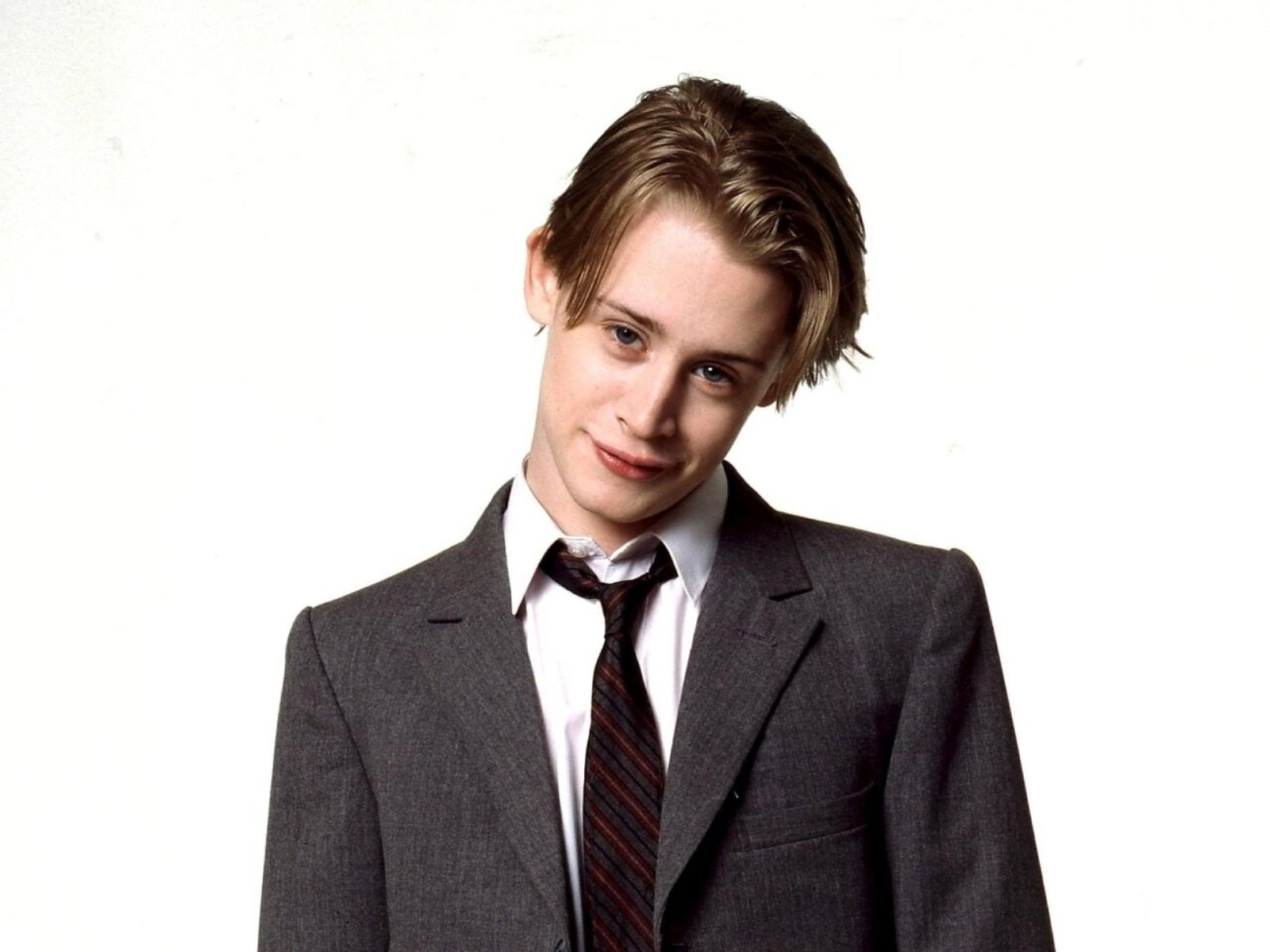 Actor Macaulay Culkin - age: 5