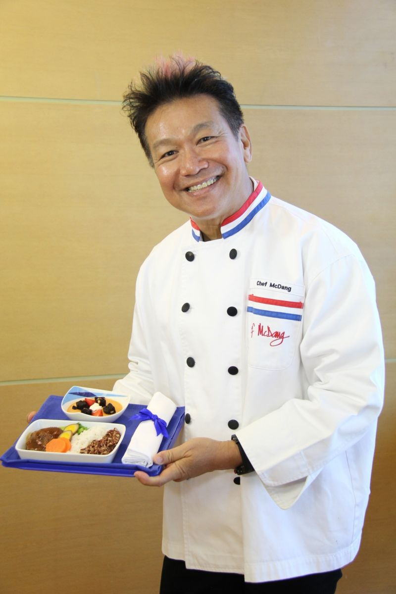Chef McDang - age: 67